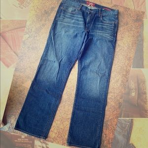 Like new 363 Straight Jean